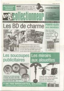La Vie du Collectionneur 211x300 - La presse en a parlé