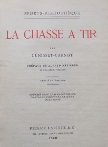 8 Cunisset Carnot