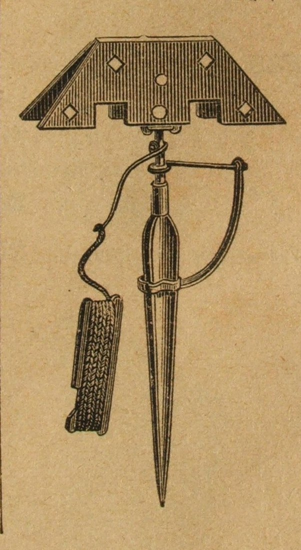1892 verney carron le miroir alouettes for Miroir au alouette
