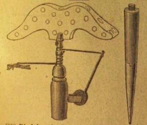 1 Pied perfectionné 300x255 - 1895 Manufacture