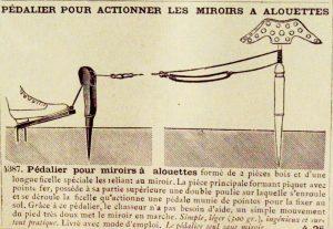 3 Gravure Cat.PEDALIER pour Miroir 1909 300x207 - 1909 Manufrance