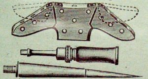 2 Ailes Battantes Cata. 1911 300x160 - 1911  Manufrance