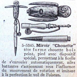 le Miroir Chouette 1926 300x300 - 1926