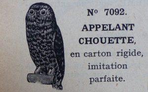 Gravure Cat.Chouette 300x186 - 1926