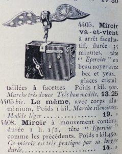 Gravure Cat.Va et vient 239x300 - 1909 Manufrance