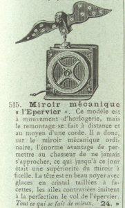 Gravure Catalogue 1 181x300 - 1900  MANUFACTURE FRANÇAISE