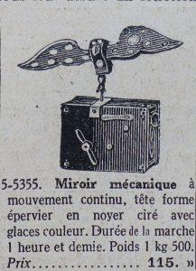Miroir Mécanique Continu 1931 217x300 - 1931