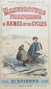 Scène avec Miroir à alouettes 1901 171x300 - 1901  MANUFACTURE FRANCAISE